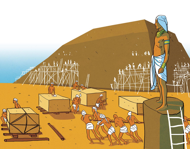 Cristiano Lissoni, Le piramidi d'Egitto, Edizioni EL