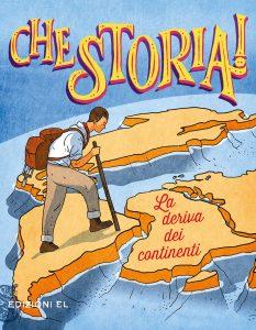 Cristiano Lissoni, Sergio Rossi, La deriva dei continenti, Edizioni EL